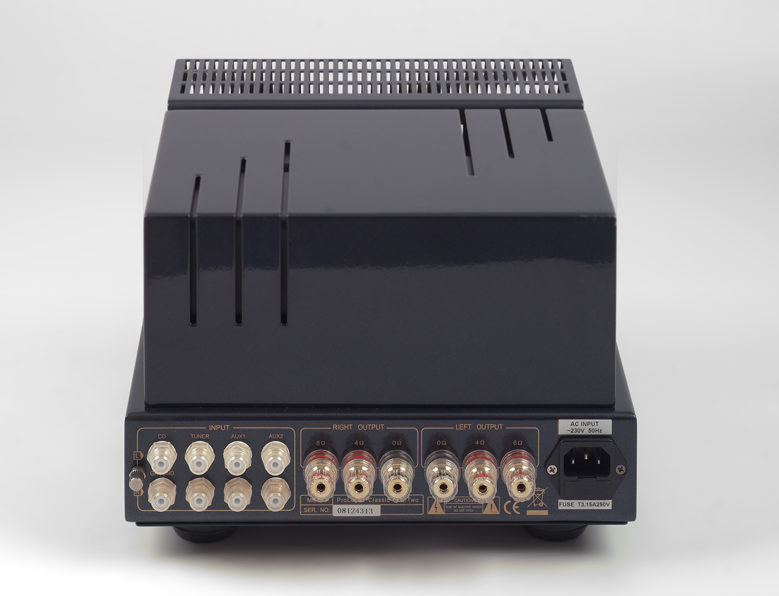 PrimaLuna Prologue Classic Integrated Amplifier (EL34 ...
