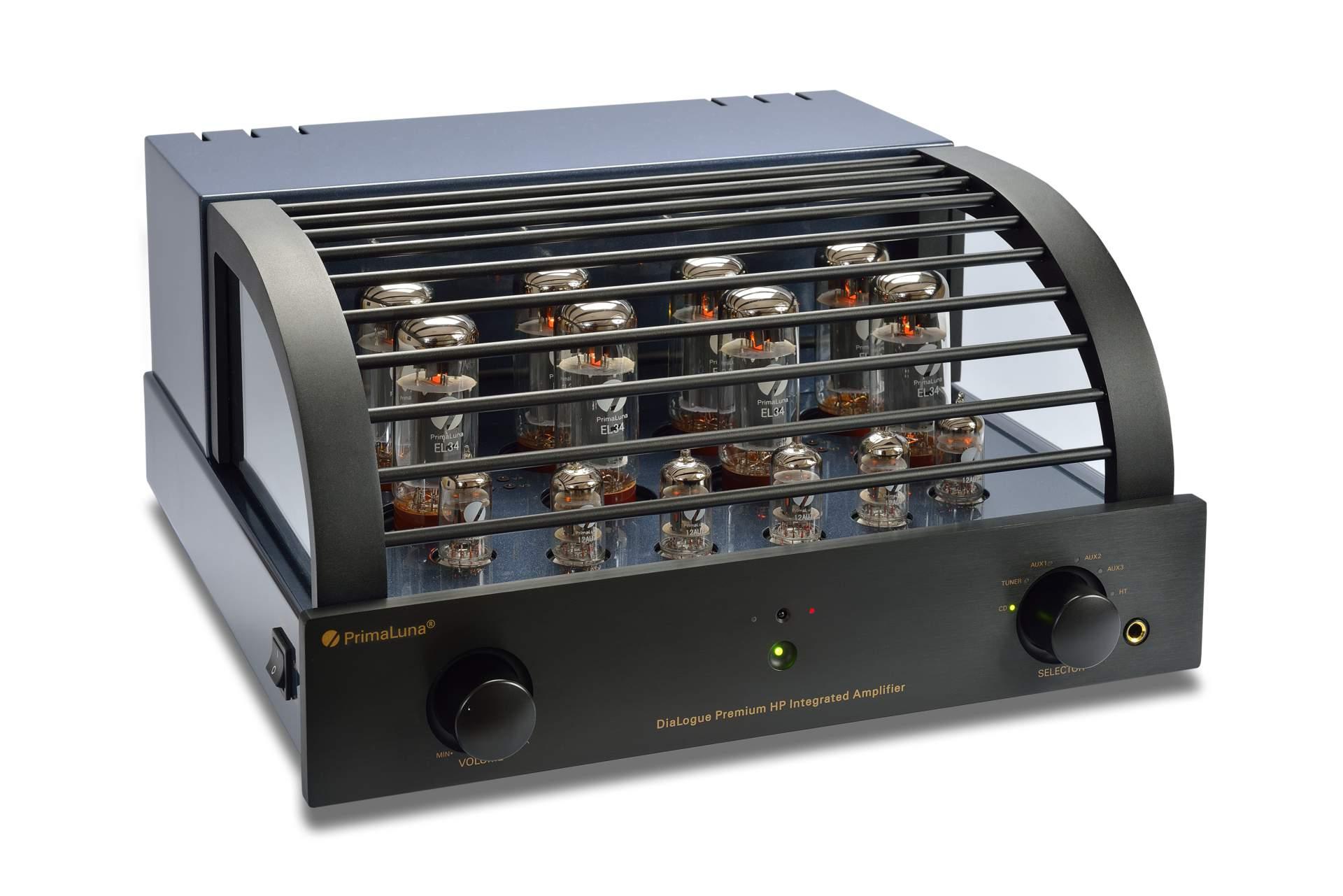 PrimaLuna Dialogue Premium HP Integrated Amplifier (EL34 ...