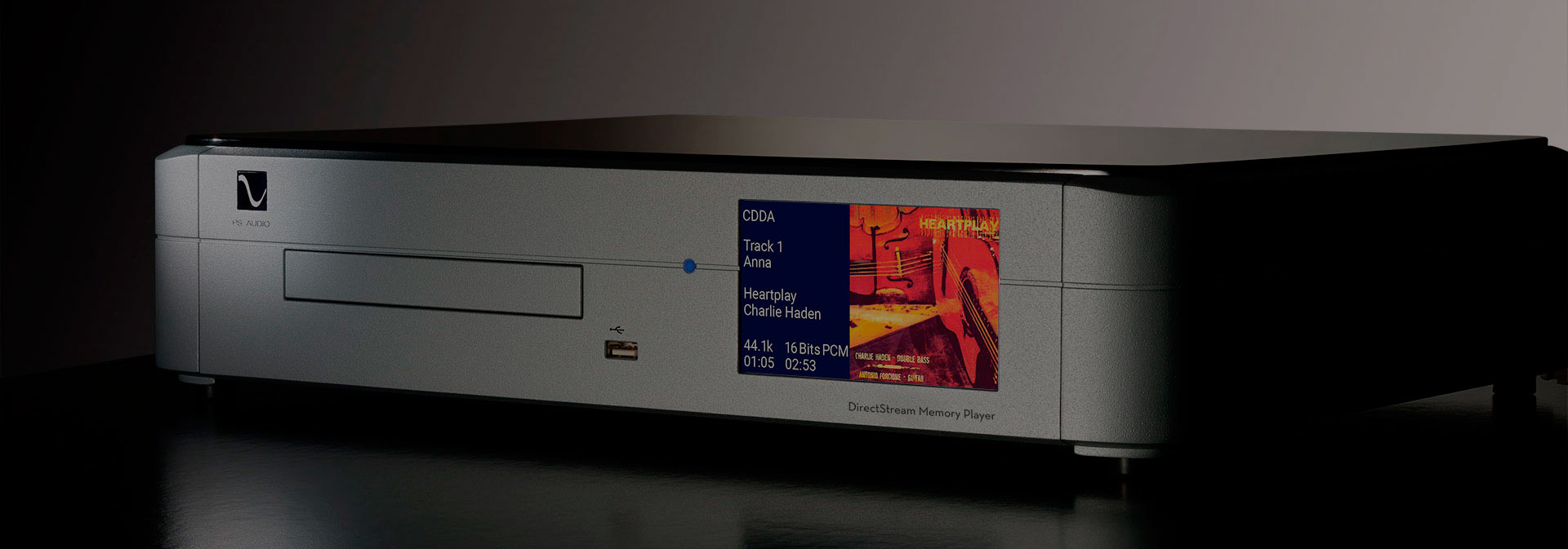 <del>Coming Soon</del> Available Now &#8211; PS Audio DirectStream Memory Player