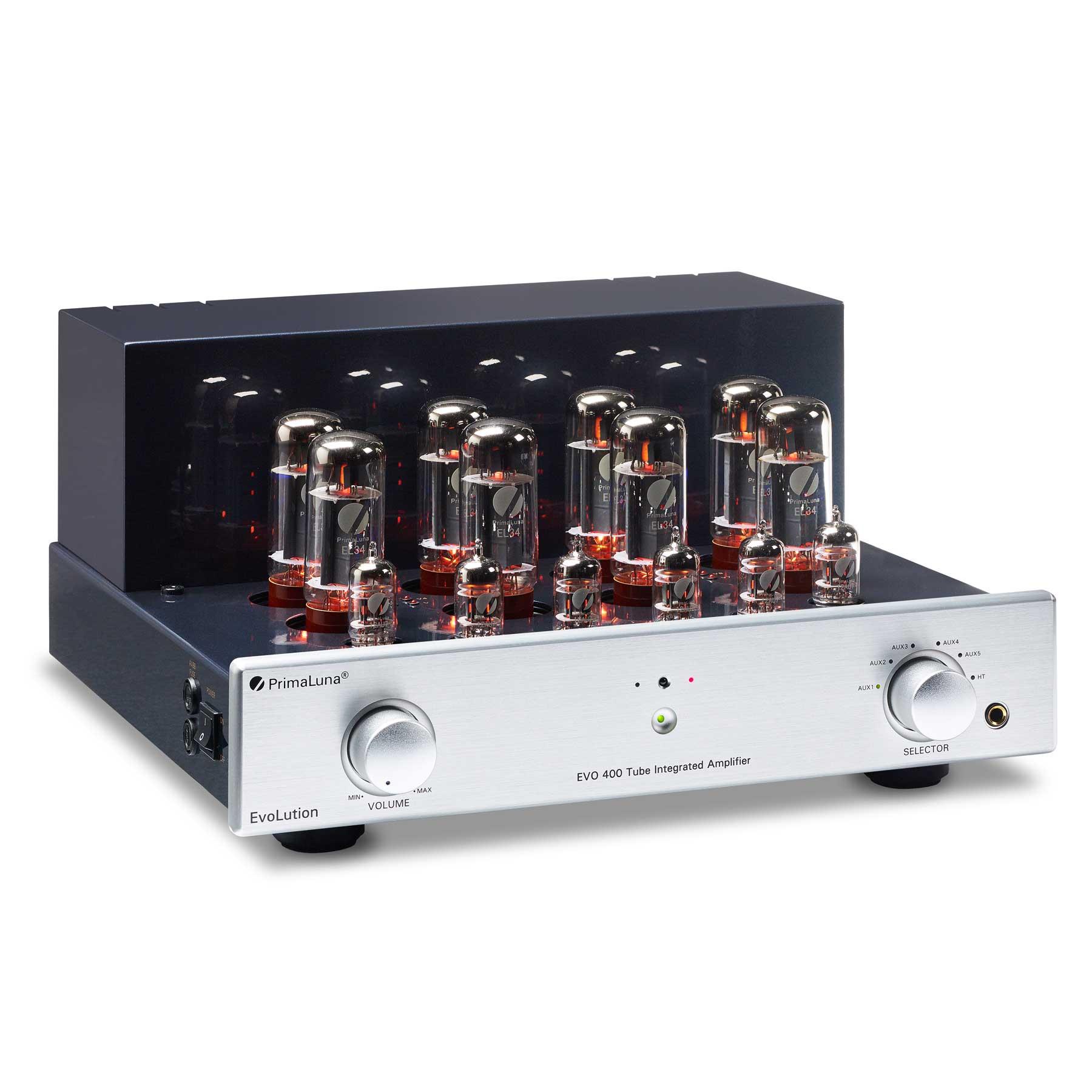 PrimaLuna EVO 400 Tube Integrated Amplifier (EL34)