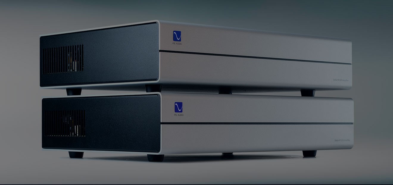 PS Audio Announce New Stellar M1200 Monoblock Amplifiers