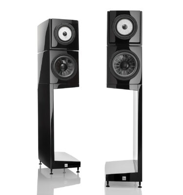 "Vienna Acoustics Klimt Series ""The Kiss"" Standmount Speaker"